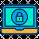 Lock Laptop Laptop Password Icon