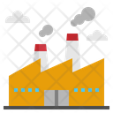 Industry Factory Building Icon
