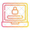 Lock Computer Security Icon