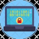 Laptop Password Password Online Icon