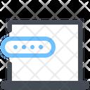 Pasword Pin Online Icon