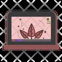 Laptop Screen Screen Display Icon