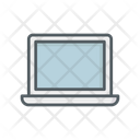Laptop Screen Laptop Electronics Icon