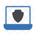 Laptop Secuity Laptop Protection Icon