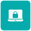 Laptop Security Security Password Icon