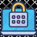 Hacker Bug Password Icon