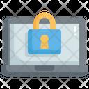 Laptop Security Error Laptop Security Warning Laptop Protection Icon