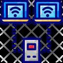 Sensorsm Laptop Sensors Wireless Sensors Icon
