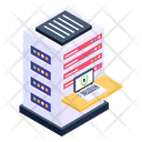 Laptop Server Icon