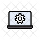 Setting Seo Laptop Icon