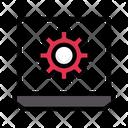 Setting Configure Laptop Icon