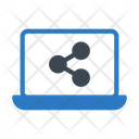 Network Sharing Connection Icon