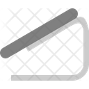 Laptop Stand Stand Equipment Icon