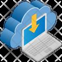 Download Storage Laptop Icon