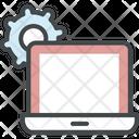 Testingv Laptop Testing Laptop Settings Icon