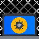 Laptop View Icon