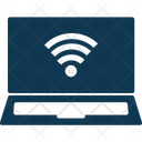 Laptop Wifi Wifi Tower Wifi Icon