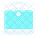 Laptop Wireless Connection Icon