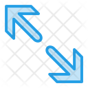 Large Diagonal Expand Icon