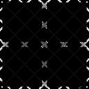 Large Grid Icon