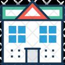 House Home Luxury Icon