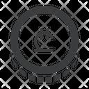 Georgian Trade Gel Icon