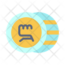 Lari International Money Icon
