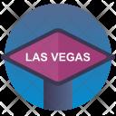 Las Vegas City Icon