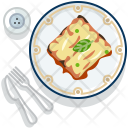 Lasagne Restaurant Food Icon
