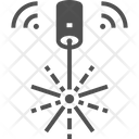 M Laser Icon