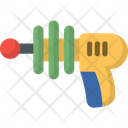 Alien Alien Gun Gun Icon