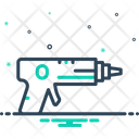 Airsoft Entertainment Gun Icon