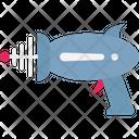 Gun Laser Raygun Icon