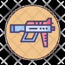 Laser Gun Laser Rifle Gun Icon