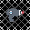 Spacegun Laser Weapon Icon