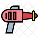 Lasergun Gun Toygun Icon