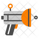 Laser Gun Weapon Icon