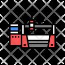Laser Machine Laser Apparatus Icon