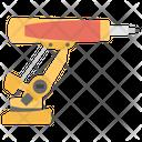 Laser Robot Icon