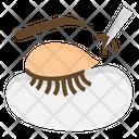 Lashes Extension Eye Icon