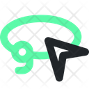 Lasso Isolated Illustration Icon