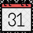 Time Daily Calendar Calendar Icon