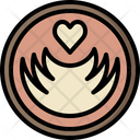 Late Barista Coffee Icon