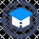 Late Develipment Delay Deliverable Icon