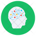 Lateral Thinking Artificial Intelligence Data Intelligence Icon