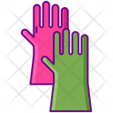 Latex Gloves Latex Gloves Icon