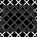 Latex Pants Icon