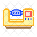 Lathe Equipment Color Icon