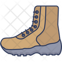 Lather Boot Long Boot Climbing Boot Icon