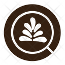 Latte Coffee Brown Icon